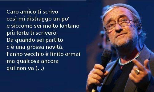 Caro Lucio Ti Scrivo Cinema Don Bosco Potenza
