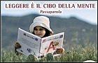Leggere è il cibo della mente