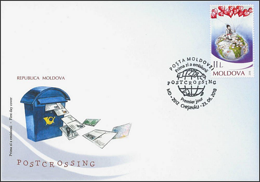 moldavia_postcrossing_fdc